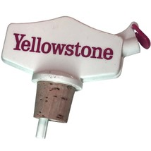 Yellowstone Bourbon Alcohol Pourer Dispenser, EUC - $19.99