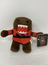 "Nanco Domo Karate 7"" Plush Brown Stuffed Animal Toy - $12.99"