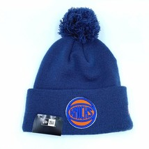 New Unisex New Era NBA New York Knicks Alternate Knit Cap Beanie Hat OSFM - $28.49