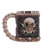 Panda Legends Great Gift Gothic Tribal Skull Tankard Coffee Mug Cup Cool... - $27.80