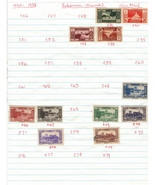 French Colonies LEBANON V.F. Mint & Used Air Mails Stamps Hinged on list #7 - €6,02 EUR