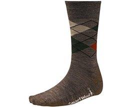 Smartwool Diamond Jim Crew Socks - Taupe Large - £14.44 GBP