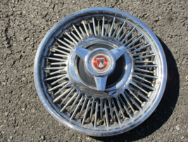 """Ford Falcon vintage 13/"""" hubcaps with spinners"""