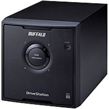 BUFFALO DriveStation Quad USB 3.0 4-Drive 24 TB Desktop DAS (HD-QH24TU3R... - $1,214.06