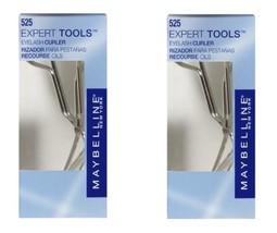 2x MAYBELLINE Expert Tools 525 Eyelash Curler - $14.89