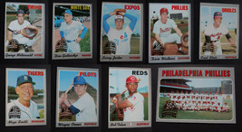 2019 Topps Heritage 1970 50Th Anniversary Buy Back Baseball Cards Pick From List - $6.00+