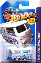 Hot Wheels - Volkswagen Kool Kombi: HW Hot Trucks #169/250 (2013) *White* - €2,85 EUR