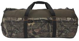 "Mossy Oak Camouflage Camo Heavy-Duty 42"" Barrel/Camp/Outdoor/Hunting Duf... - $39.99"