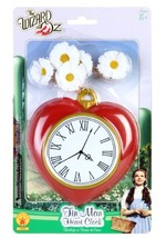 Rubie's Official Adult's Wizard Of Oz Tin Man Heart Clock Costume - One ... - $12.99