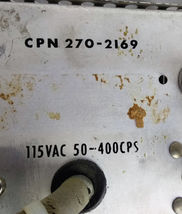 Distribution Amplifier 203-3 CPN 270-2169 30Outputs Signal For Parts Only image 6