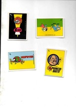 4 Dif Rare Nintendo 1990 Edition Punch Out Cards Mint (Topps Ireland Ltd) - $7.56