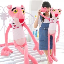 1pc 120cm Hot Sale Wear Clothes Lovely Leopard Wave Of Pink Panther Plus... - $63.30