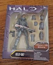 "Mattel Halo 6"" Crawler Snipe Kelly-087 Figure - $14.39"