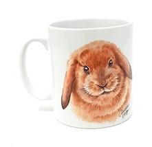 Designer Christine Varley Country Rabbit Made In Uk Quality Ceramic Mug Cup Pot - $20.87