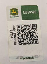 John Deere LP64762 ERTL 8400R Die Cast Metal Replica Tractor image 4