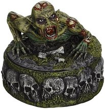 Design Toscano Zombie Skull Cauldron Box - $30.62