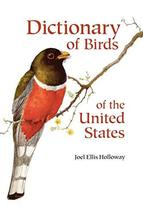 Dictionary of Birds of the United States: Scientific and Common Names Ho... - $14.22