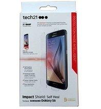 New Original Tech21 Samsung Galaxy S6 Impact Shield Self Heal Screen Pro... - $4.94