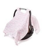 aden by aden + anais Car Seat Canopy 100% Cotton Muslin, Briar Rose - Wa... - $22.77
