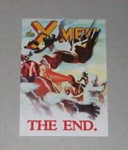 CHASE (PROMO): Marvel X Men The End - $1.25