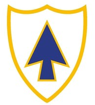 US Army 26th Infantry 12'' Sticker - $24.74