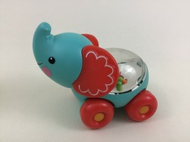 Fisher Price Toddler Stacking Animal Toys 3pc Lot Elephant Crocodile Toy image 2