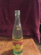 VINTAGE R C COLA ROYAL CROWN BOTTLE - $4.95