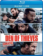 Den of Thieves [Blu-ray+DVD, 2018]