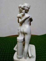 Hearst Castle 3 Graces Figurine Statue Zesu Daughters Neptune  Pool San Simeon image 3