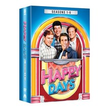 Happy Days The Complete TV Series Seasons 1 2 3 4 5 6 New Sealed DVD Box Set 1-6 - $39.00