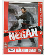Negan Merciless Edition Action Figure The Walking Dead 10in McFarlane To... - $31.73
