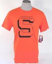 Nike College Vault Syracuse University Orange Short Sleeve Tee T Shirt Mens NWT - $29.99
