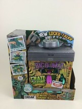 Crate Creatures Surprise Big Blowout Croak with Lockie-Talkie 100+ Sound... - $48.96