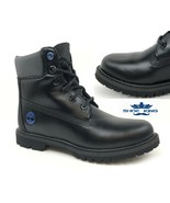 "Timberland WOMANS LIMITED EDITION 6"" Inch Premium BLACK ICE Leather Boot... - $84.99"