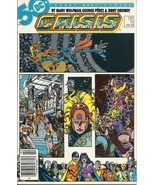 (CB-50) 1986 DC Comic Book: Crisis on Infinite Earths #11 - $10.00