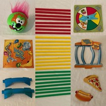 Wild Wooly Board Game 1994 Replacement Parts Pieces Choice Ball Spinner ... - $4.99+