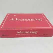 Adverteasing Board Game Advertising Slogans Commercials and Jingles 1988... - $18.00