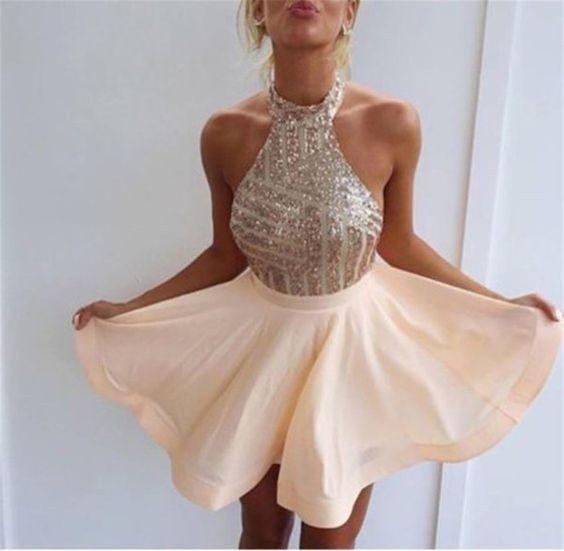 Homecoming dresses,Short prom Dress,Charming Prom Dresseses,Party dress
