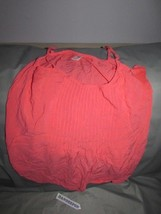 Old Navy Peach Hi Low  Sleeveless Top Size Small - $14.84