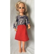 Vintage Ideal Toy Kerry Doll from Crissy Family Growing Hair Blonde 1970... - $39.95