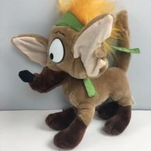 Disney Store Oliver & Company Tito Stuffed Plush Chihuahua Dog - $37.62