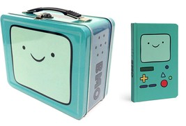 Adventure Time BMO Tin Tote Gift Set - Convention Exclusive - $92.88