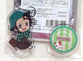 Kimetsu no Yaiba Demon Slayer Acrylic Stand Figure Keychain Tanjiro Kama... - $27.71