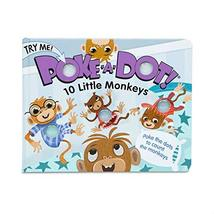 Melissa & Doug Poke-a-Dot Book – 10 Little Monkeys - $22.99