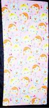 Anna & Elsa Tsum Tsum Frozen Cartoon Pink Color 34 X 76 Cm Cotton Easy Use Towel - $9.99