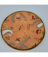 Tracy Porter Artesian Road Salad Plate Hand Painted Dare Yourself To Dream - $29.69