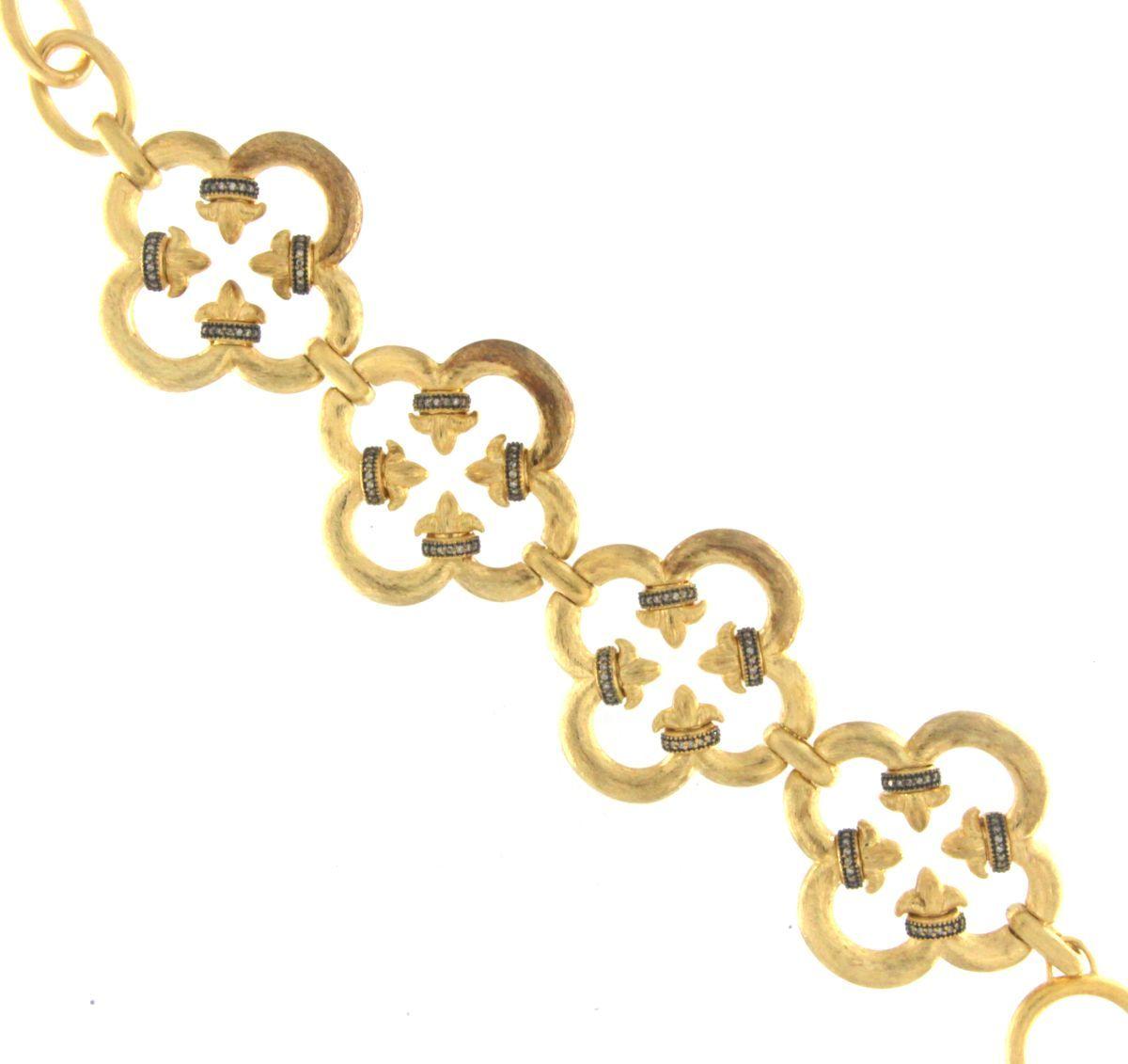 Women's 18kt Yellow Gold Bracelet
