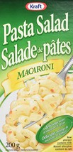 Kraft Pasta Salad Macaroni 12 x 200g Canadian  - $69.99