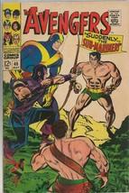 Avengers #40 ORIGINAL Vintage 1967 Marvel Comics Sub Mariner - $79.19