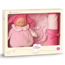 Corolle Birth Set with Pink Elf Baby Doll BMD550